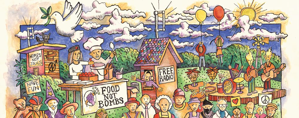 HARTFORD FOOD NOT BOMBS